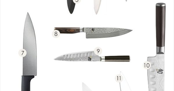 Our Top Rated Chef's Knives