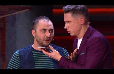 Comedy Club Zvonok Uchitelnice Talk Show Scenes Talk