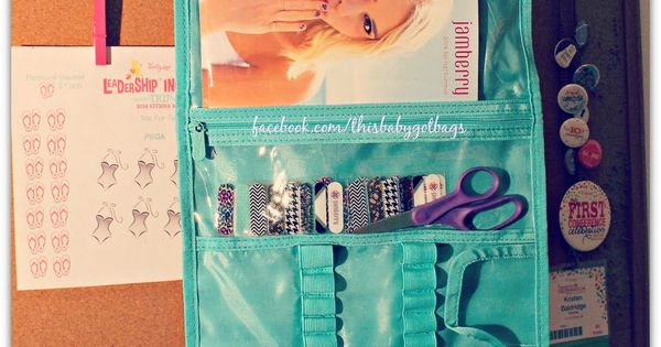 organize jamberry using 31 bags - Google Search
