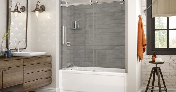 Luxury  Tile We Are Specialized In Walkin Showers For Normal Bathrooms As