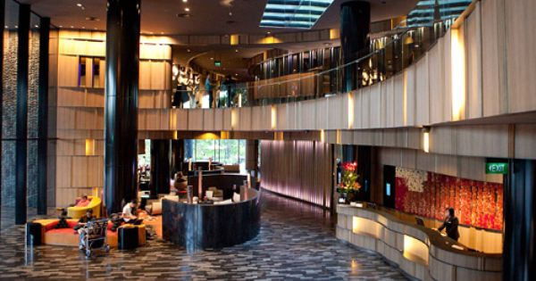 King Suite At Crowne Plaza Changi Singapore With Images Changi Singapore Airport Hotel
