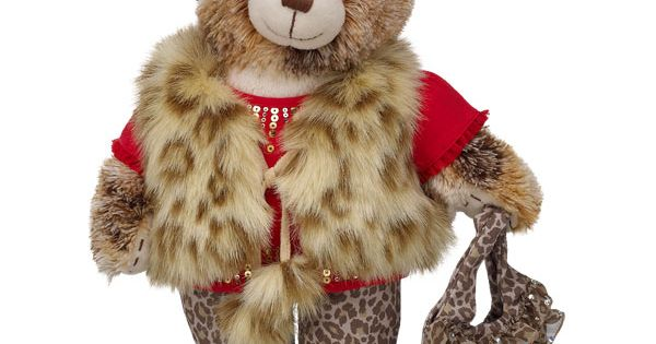 $58.00 Spot on Style Champ - A Champion Fur Kids™ - Build-A-Bear
