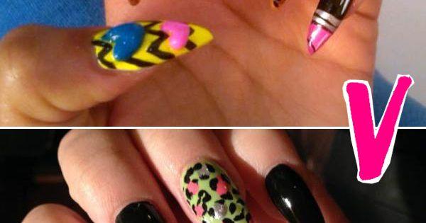 nail art, stile...