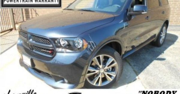 2013 Dodge Durango R T Awd W Captains Chairs 5 7l Hemi V 8 Siriusxm Satellite Radio 2nd Row Fold Tumble Captain S Chairs 730n Navigation Uco Dodge Durango