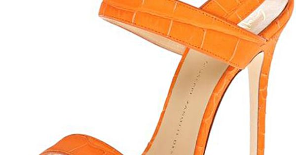 Giuseppe Zanotti E50150 Italian Leather Dress Sandal