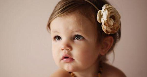 such a pretty little girl!