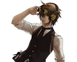 Image Result For Steampunk Scientist Anime Steampunk Boy