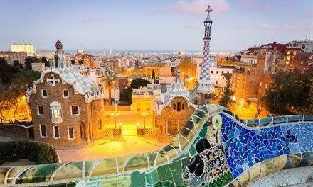 Barcelona 2 To 4 Nights At A Choice Of Hotels With Return Flights Sejour A Barcelone Voyage Espagne Endroits A Visiter