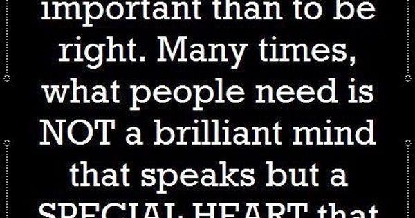 #quotes bekind listen dontspeaklisten heart dreamsucceeders mobiledreamers