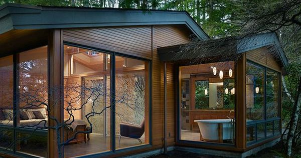 Love the floor to ceiling windows in the woods wouldn 39 t for I need windows for my house