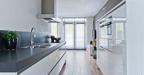 Keuken Design Purmerend : ... keuken voorzien van luxe apparatuur ...