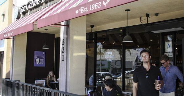 My Favorite Manhattan Beach Coffee Shop Manhattan Beach Restaurants Manhattan Beach Local Restaurant