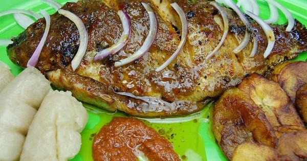 Africaine toi moi cuisine part 5 plats de chez for Cuisine africaine