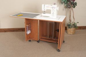 Fashion Cabinets Of America Roberts 7400 Space Saver Sewing