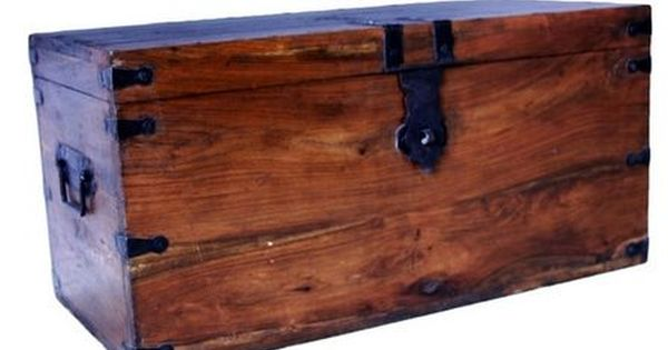How To Make Diy Storage Boxes Thumbnail Wooden Chest Chests Diy Diy Storage Boxes
