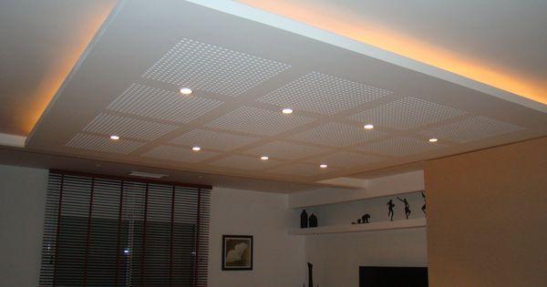 Faux plafond lumi re pinterest faux plafond plafond et fausse - Lumiere faux plafond ...