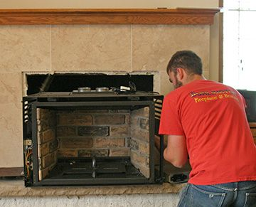 A Guide To Convert A Gas Fireplace To An Electric Insert Gas