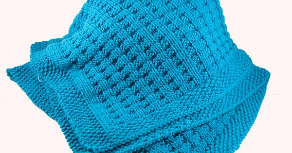 Ravelry: Cuddly Baby Blanket pattern by Sarah Keller. Its like the giant...