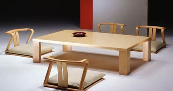 Japanese dining table and chairs ikea draping pinterest japanese dining table japanese