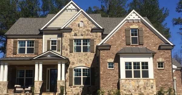 70s Interior Design Houses besides Gambrel likewise Luxury Home Exterior Design besides Watch furthermore Luxury Ranches 176454. on homes with brick and stone exterior