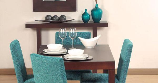 Mesa de comedor royal sillas de comedor monet habitat for Habitat store muebles