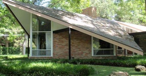 Mid Century Modern Butterfly House Mid Century