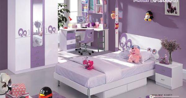 Mod le deco chambre ado fille violet d co chambre ado - Modele de chambre de fille ado ...