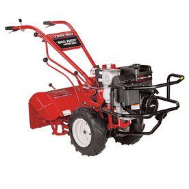 Troy Bilt Big Red 305 Cc 20 In Rear Tine Forward Rotating Tiller Carb Lowes Com In 2020 Tiller Garden Tools Home Vegetable Garden