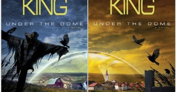 Under The Dome Paperback Vol 1 2 With Images Stephen King
