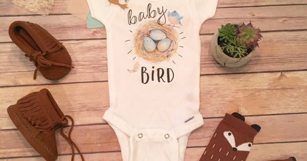 Hipster Baby Gift Ideas : Baby bird onesie? hipster clothes shower gift