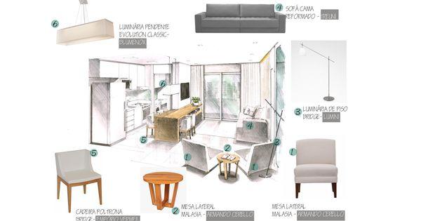 prancha memorial descritivo fotos apresenta o de projeto interiores pinterest. Black Bedroom Furniture Sets. Home Design Ideas