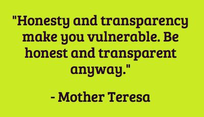 facebook quotes about honesty | Honesty and transparency ...
