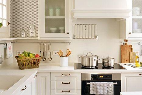 El mueble on twitter cocinas y cocina peque a for El mueble cocinas pequenas