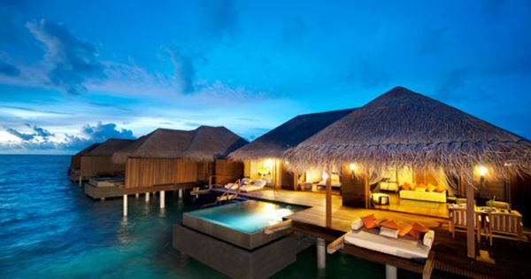 Honeymoon: Ultimate Retreat Desination: Ayada Maldives Resort