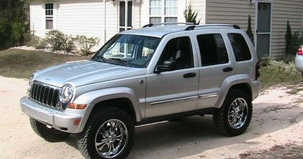 Lifted 2005 Liberty Another Jerryandmyrtie 2005 Jeep Liberty