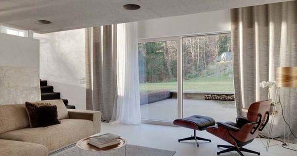 Ideen f r ein graues wohnzimmer http www - Graues wohnzimmer ...