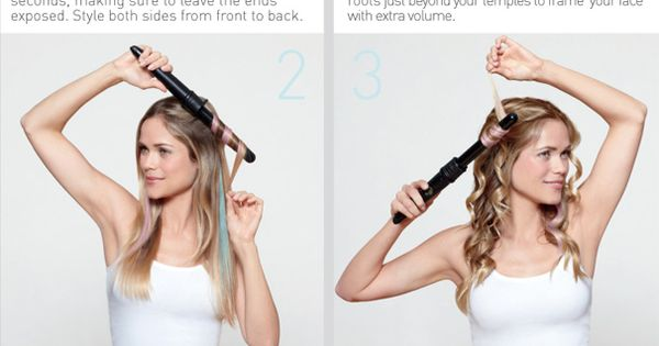 #Hair HowTo get tinted waves
