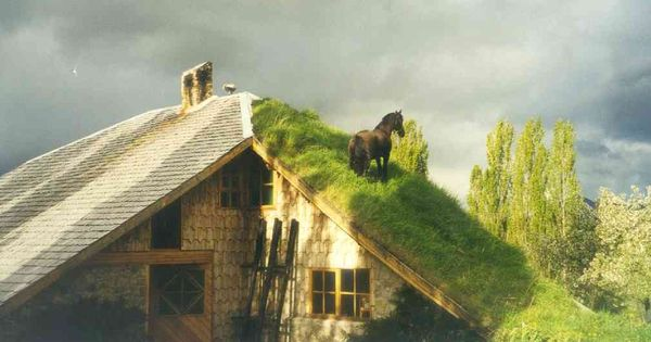 My dream house (w/o the horse i guess)