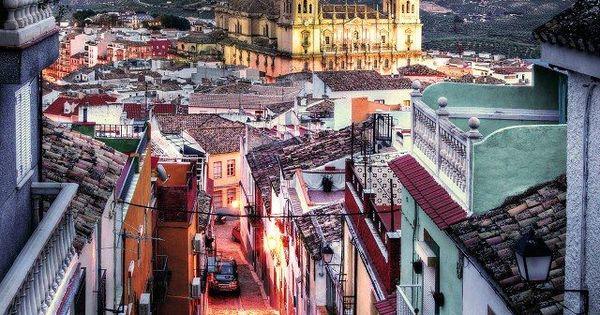 Jaen Andalucia Spain Andando Por Andaluc A Pinterest Andalucia Spain Spain And