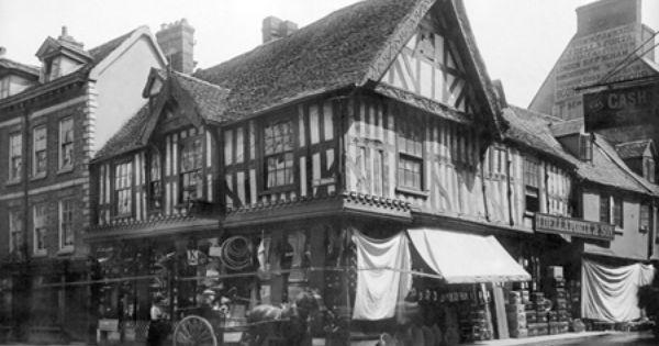 Lloyd S Mansion Stood On The Corner Of Princess Street And The Square Where Princess House Now Stands Shrewsbury Shrewsbury Historic England Shrewsbury Town