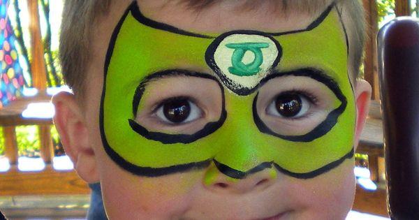 Boy face painting clowning around asheville facepaint pinterest