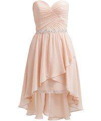festliches kleid rosa damen