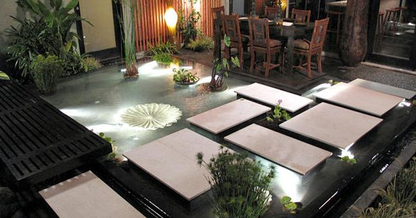Exotic outdoor rooms by jamie durie gardens stones and for Jamie durie garden designs
