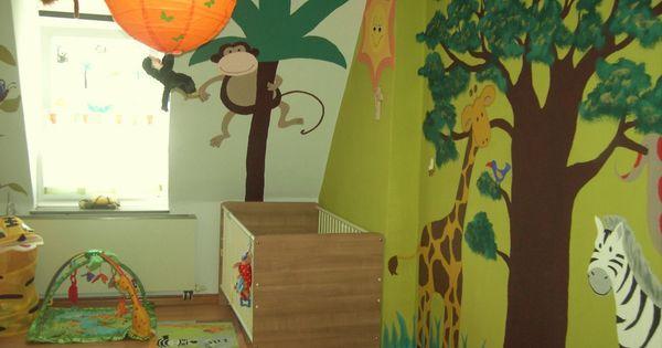 kinderzimmer 39 dschungel kinderzimmer 39 for kids pinterest gr ne kissen kinderzimmer gr n. Black Bedroom Furniture Sets. Home Design Ideas
