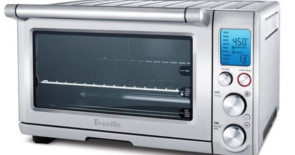 The Microwave Alternative The Breville Smart Oven Convection