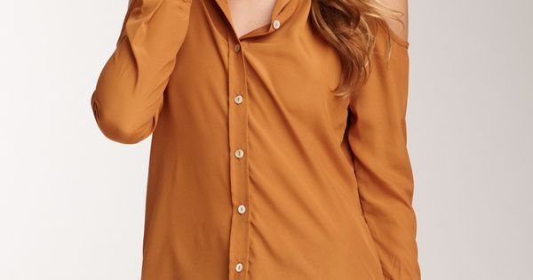 Romeo & Juliet Couture Cold Shoulder Blouse $25 - Hautelook.com