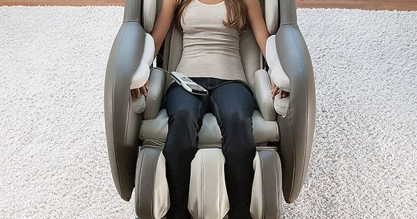 OSIM uAstro Zero-Gravity Massage Chair. I would never leave my house again.