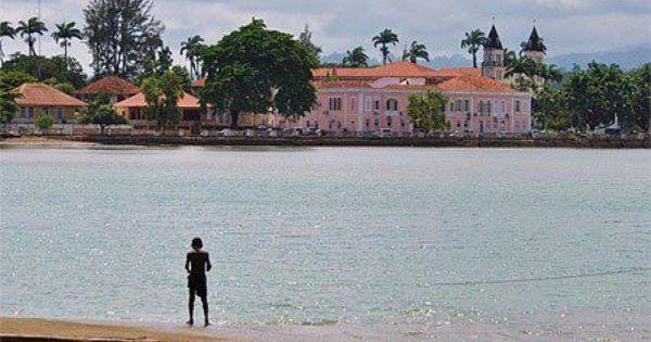 City Of Sao Tome Sao Tome And Principe Countries Of The World