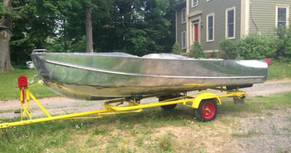 1957 Feathercraft Falcon Ii Vintage Boats Cool Boats Boat Design