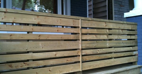 Best Horizontal Porch Railing For The Home Pinterest 400 x 300
